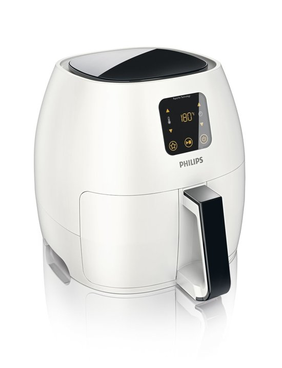 philips avance airfryer xl hd9240 30 friteuse wit. Black Bedroom Furniture Sets. Home Design Ideas