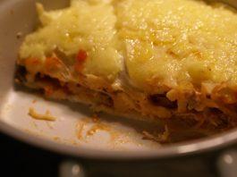 Tortilla gehaktlasagne uit de Airfryer