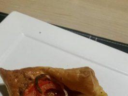 tomatentaartje uit de Airfryer